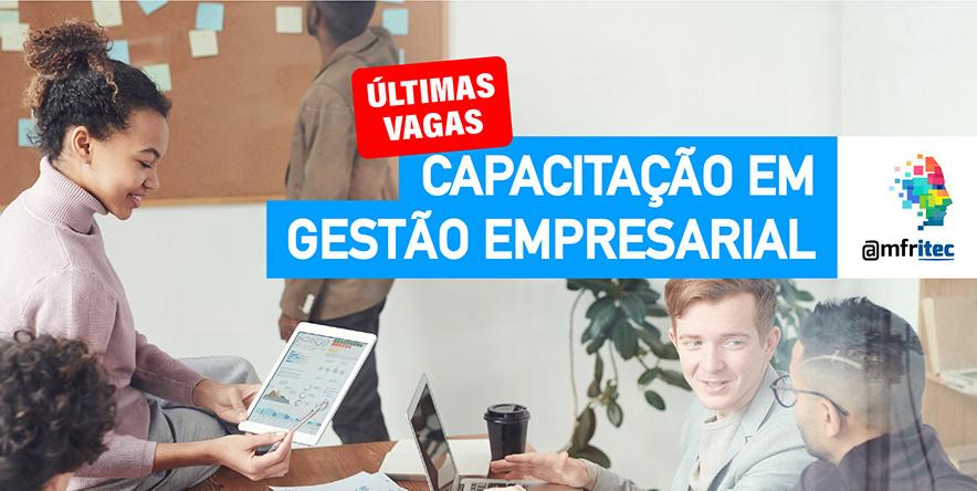 Cursos gratuitos para gestão empresarial começam nesta semana na região da Foz do Itajaí